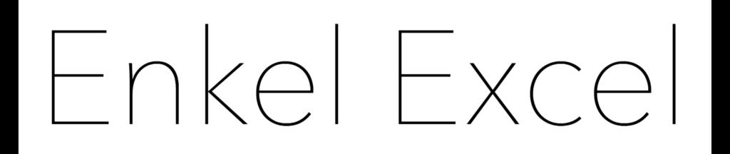 Enkel_Excel