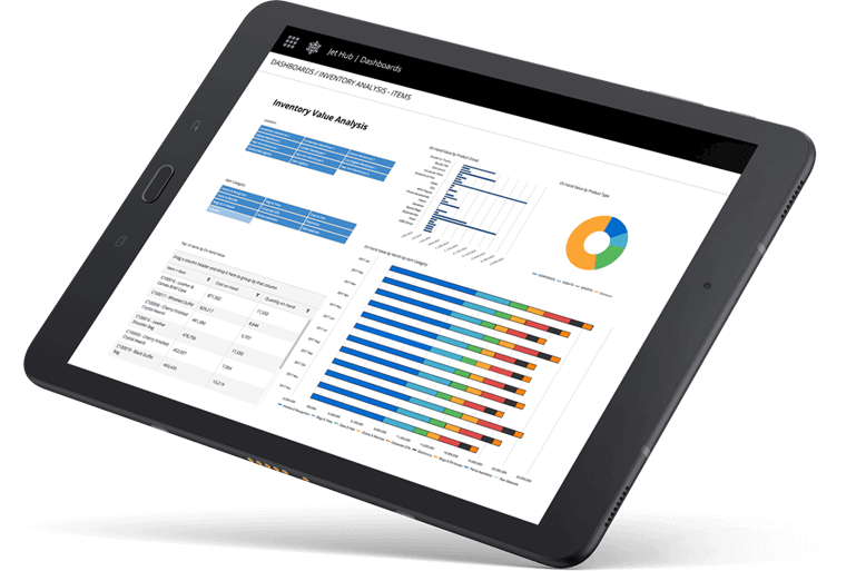 Microsoft Dynamics NAV Power BI